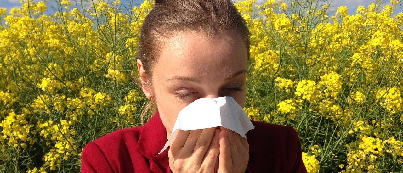 Allergiesymptome lindern dank PSI-Resonanz-Methode®! Allergiker können aufatmen! HAPPY-FUTURE-BLOG