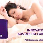 Tiefenregeneration - Gesunder Schlaf - Innovation - Turboboost - Entspannung - Auszeit