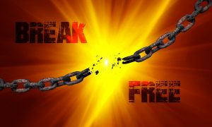 BREAK FREE - Durchbruch - Funktionierer - Hamsterrad - Gestalter des Lebens HAPPY-FUTURE-BLOG