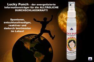 ENTSCHLUSSFREUDIG - SPONTAN - REAKTIV - LUCKY PUNCH SPIRIT-WELLNESS-PRODUKTE